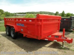 2016 Load Trail  83x14 Tandem Axle Dump Trailer