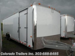2016 Cargo Craft Dragster 8.5x24 Enclosed Cargo Trailer