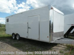 2016 CargoPro Stealth Lite 8x24 Aluminum Enclosed Cargo Trailer