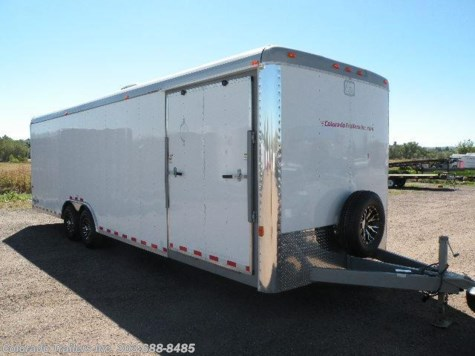 2017 Cargo Craft Dragster  8.5X28 Enclosed Cargo Trailer