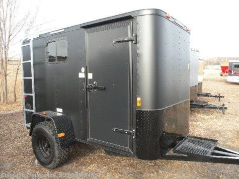 2017 Cargo Craft  5x10 Off Road Cargo Trailer