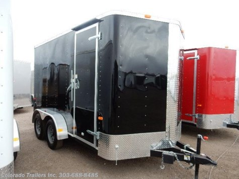 2017 Cargo Craft Elite V  7x14 Enclosed Cargo Trailer