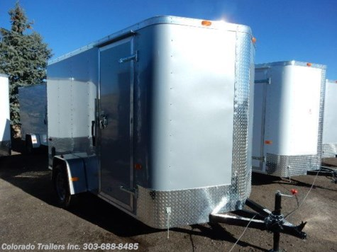 2017 Cargo Craft Elite V  6x12 Enclosed Cargo Trailer