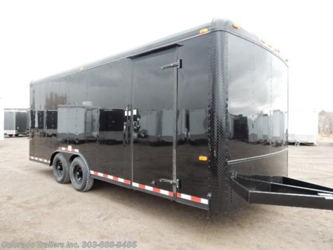 2017 Cargo Craft Dragster  8.5x20 Enclosed Cargo Trailer