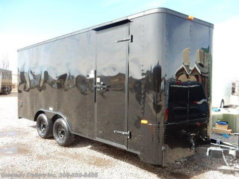 2017 Cargo Craft Elite V  8.5x18 Enclosed Cargo Trailer