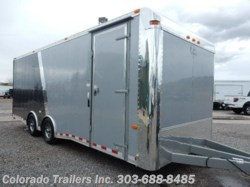 2017 Cargo Craft Dragster 8.5x24 Enclosed Cargo Trailer
