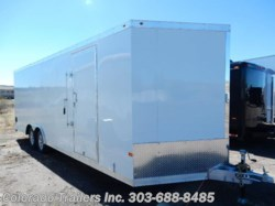 2017 Haulmark ALX 8.5x24 Enclosed Cargo Trailer