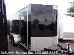 2017 Haulmark Passport 7x14+2 Enclosed Cargo Trailer