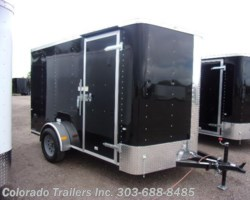 #13702 - 2017 Cargo Craft Elite V 7x12 Enclosed Cargo Trailer