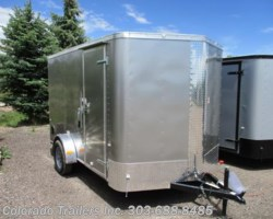 #13743 - 2017 Cargo Craft Elite V 7x12 Enclosed Cargo Trailer