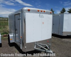 #13738 - 2017 Cargo Craft Expedition 6x10 Enclosed Cargo Trailer