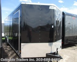 #13791 - 2017 Haulmark Passport 8.5x24+V Enclosed Cargo Trailer