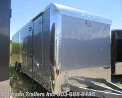 #13843 - 2017 Cargo Craft Dragster 8.5x28 Enclosed Cargo Trailer