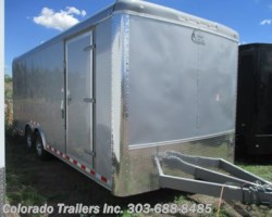 #13862 - 2017 Cargo Craft Dragster 8.5x20 Enclosed Cargo Trailer