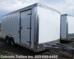 #13857 - 2017 Cargo Craft Expedition 8.5x16 Enclosed Cargo Trailer