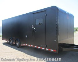 #13914 - 2017 Cargo Craft Dragster 8.5x24 Enclosed Cargo Trailer
