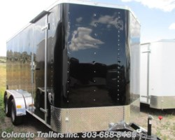 #13912 - 2017 Cargo Craft Elite V 7x16 Enclosed Cargo Trailer