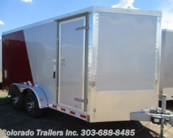 #13910 - 2017 Cargo Craft Vector 7x17 Enclosed Cargo Trailer