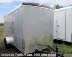 #13919 - 2017 Mirage 6x12 Enclosed Cargo Trailer
