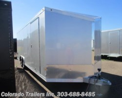 #13902 - 2017 Haulmark 8.5x24+V Enclosed Cargo Trailer