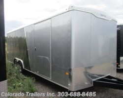 #13778 - 2017 Haulmark Transport 8.5x24 Enclosed Cargo Trailer