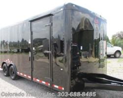 #13965 - 2017 Cargo Craft Dragster 8.5x20 Enclosed Cargo Trailer