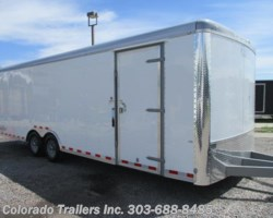 #13970 - 2017 Cargo Craft Dragster 8.5x24 Enclosed Cargo Trailer
