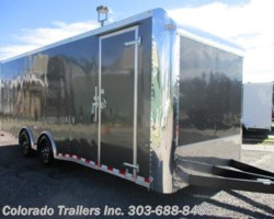 #13975 - 2017 Cargo Craft Dragster 8.5x24 Enclosed Cargo Trailer