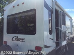 Used 2013  Keystone Cougar Half-Ton 27RLS by Keystone from Redwood Empire RVs in Ukiah, CA