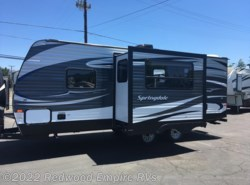 New 2017  Keystone Springdale 212RBS by Keystone from Redwood Empire RVs in Ukiah, CA