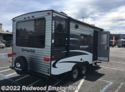 New 2017  Keystone Springdale 179QB by Keystone from Redwood Empire RVs in Ukiah, CA