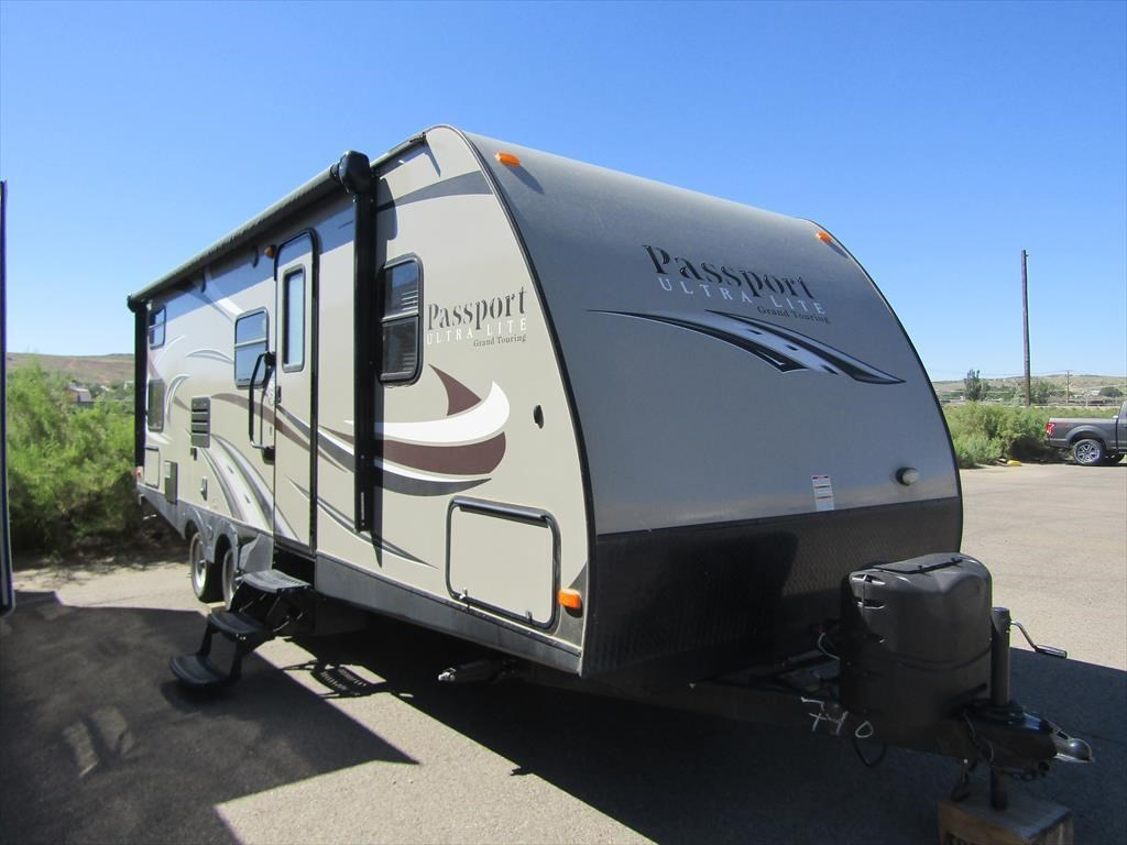 keystone rv passport ultra lite grand touring bh  sale  rock springs wy