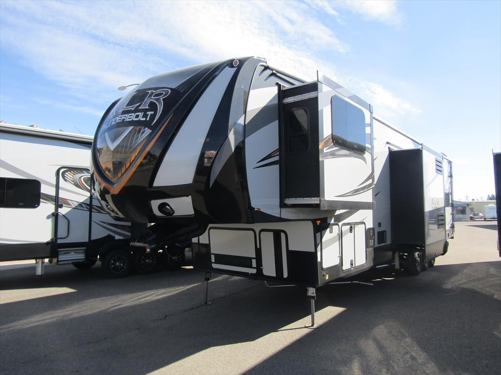 2018 Forest River Rv Xlr Thunderbolt 375amp For Sale In