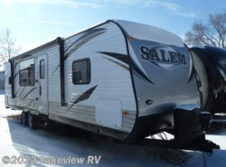 New 2016  Forest River Salem T27RKSS by Forest River from Lakeview RV in Byron, IL