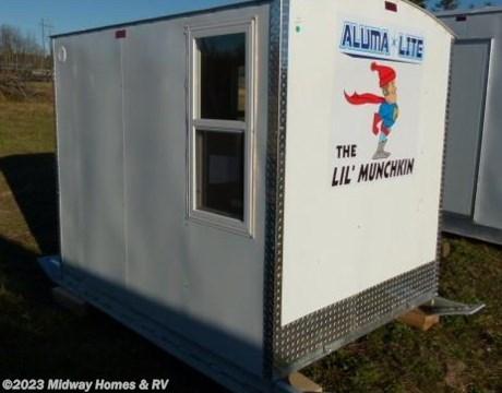1178 15 2015 aluma lite lil 39 munchkin 5 x 7 for sale in for Alumalite fish house