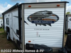 2016 Forest River Wildwood True North Ice Lodge WDT8X21RV