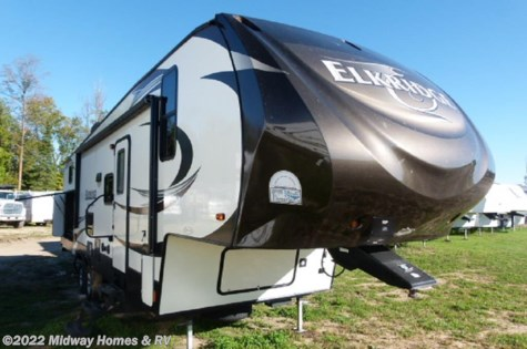 2015 Heartland RV ElkRidge  Express E30