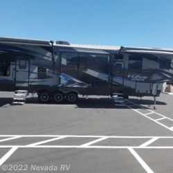 2017 Keystone Fuzion Chrome 4141  - Toy Hauler Used  in Las Vegas NV For Sale by Nevada RV call 877-561-0738 today for more info.