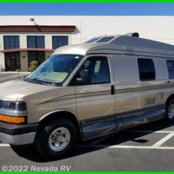 Used 2006 Roadtrek 190-Popular 4x4 For Sale by Nevada RV available in Las Vegas, Nevada