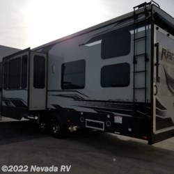 2018 Keystone Raptor 353TS  - Toy Hauler Used  in Las Vegas NV For Sale by Nevada RV call 877-561-0738 today for more info.