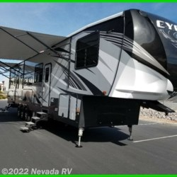Used 2018 Heartland Cyclone CY 4115 For Sale by Nevada RV available in Las Vegas, Nevada