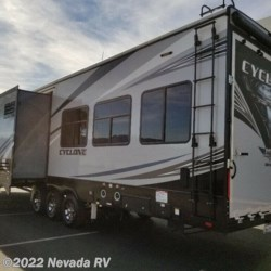 Nevada RV 2018 Cyclone CY 4115  Toy Hauler by Heartland | Las Vegas, Nevada
