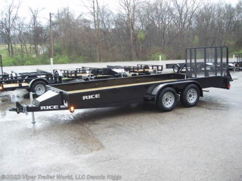 2018 Rice Trailers Stealth  82