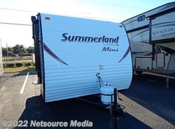 New 2015  Keystone Summerland 1400FD