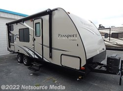 New 2016  Keystone Passport 238ML by Keystone from Alliance Coach in Lake Park, GA