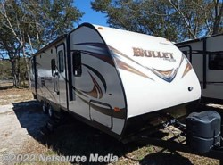 Used 2016  Keystone Bullet 272BHS by Keystone from Alliance Coach in Lake Park, GA