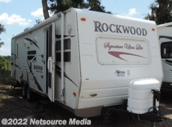 Used 2007  Forest River Rockwood 8272S by Forest River from Alliance Coach in Lake Park, GA