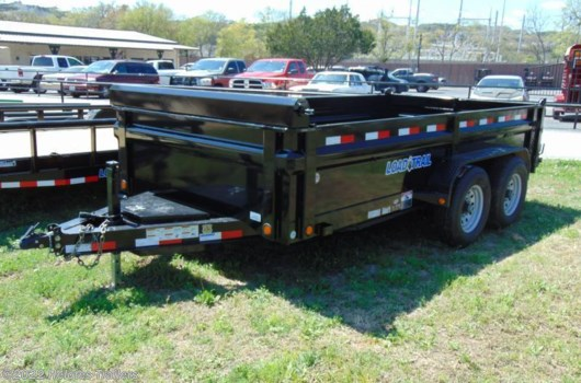 Dump (Heavy Duty) Trailer - 2016 Load Trail DV8314072_25887 available New in Helotes, TX