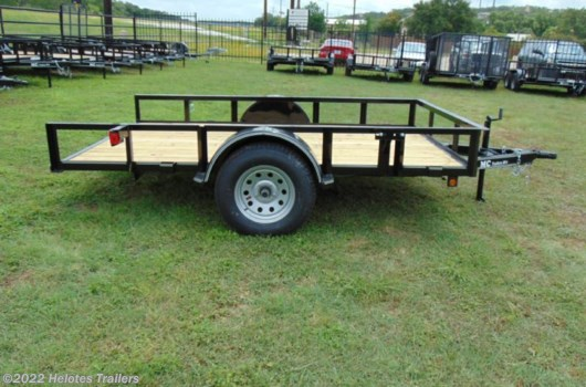 Utility  Trailer - 2016 MC Trailer 12TILT35 available New in Helotes, TX