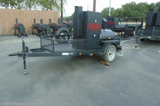 Concession/Vending Trailer - 2016 Helotes Pits The Reyes Trailer available New in Helotes, TX